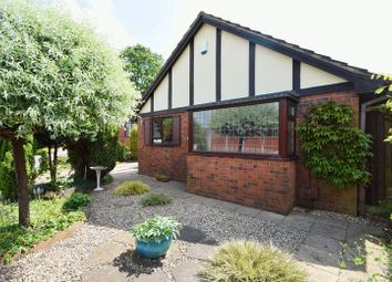 Thumbnail 2 bed detached bungalow for sale in Celandine Close, Milton, Stoke-On-Trent