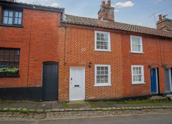 Thumbnail 1 bed terraced house for sale in Angel Lane, Woodbridge