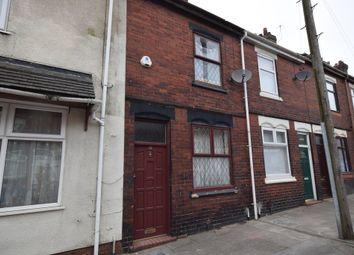 Thumbnail 3 bedroom terraced house for sale in Foley Street, Fenton, Stoke-On-Trent