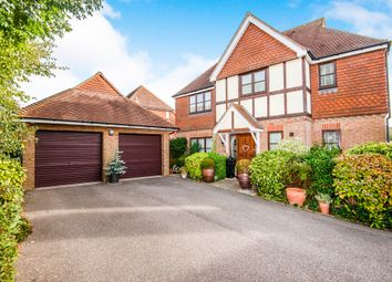 Thumbnail 4 bed detached house for sale in Stonebeach Rise, St. Leonards-On-Sea