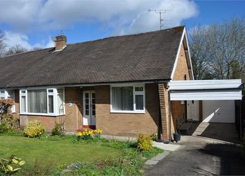 Thumbnail 2 bed semi-detached bungalow for sale in Broadway Gardens, Hexham
