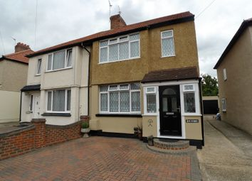 Thumbnail 4 bed semi-detached house to rent in Newlyn Road, Welling