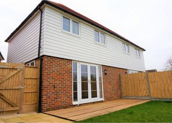 Thumbnail 3 bed semi-detached house for sale in Shalmsford Street, Chartham, Canterbury