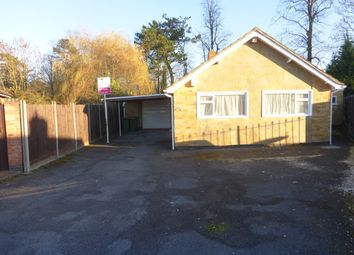 Thumbnail 4 bed detached bungalow for sale in Torcross Close, Glenfield, Leicester