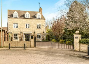 Thumbnail 4 bed detached house for sale in Mallards Way, Bicester