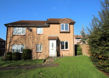 Thumbnail 2 bed end terrace house for sale in Sanderling Close, Letchworth Garden City