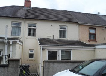 Thumbnail 3 bed terraced house to rent in Spencer Terrace, Lower Cwmtwrch, Swansea
