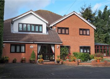 Thumbnail 5 bed detached house for sale in Church Lane, Bridgnorth