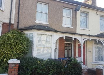 Thumbnail 3 bed terraced house to rent in Glencoe Road, Margate