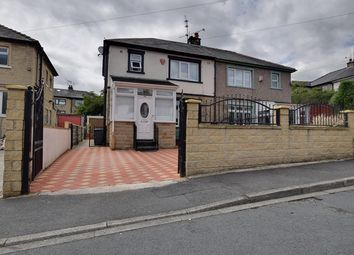 Thumbnail 3 bed semi-detached house for sale in Carlton Grove, Bradford, West Yorkshire