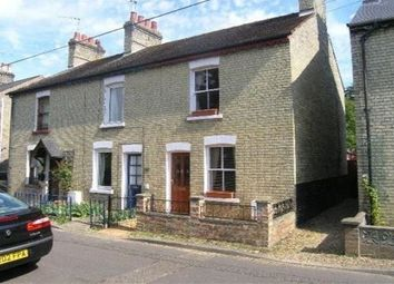 Thumbnail 2 bed property to rent in Pepys Terrace, Impington, Cambridge