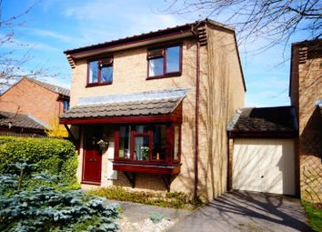 Thumbnail 3 bed link-detached house for sale in Derwent Close, Bordon