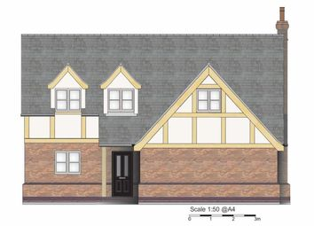 Thumbnail 4 bed detached house for sale in Main Street, Church Broughton, Derbyshire