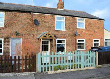 Thumbnail 2 bedroom cottage for sale in Sutton Road, Walpole Cross Keys, King's Lynn