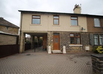 Thumbnail 5 bed semi-detached house for sale in South Parade, Elland