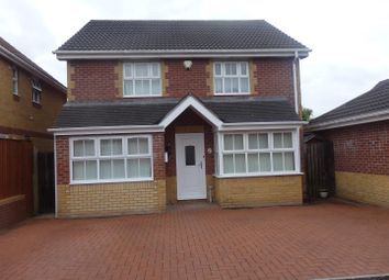 Thumbnail 3 bed detached house for sale in Maes Ty Gwyn, Llangennech, Llanelli