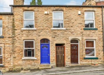 Thumbnail 2 bed terraced house for sale in Cromwell Street, Sheffield, South Yorkshire