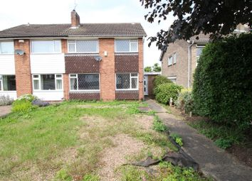 Thumbnail 3 bed semi-detached house for sale in Westbury Close, Beeston, Nottingham