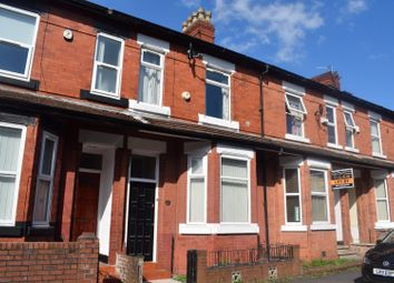 Thumbnail 4 bed property to rent in Furness Road, Fallowfield, Manchester