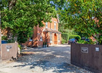 Thumbnail 1 bed flat for sale in 77 Kennel Ride, Ascot
