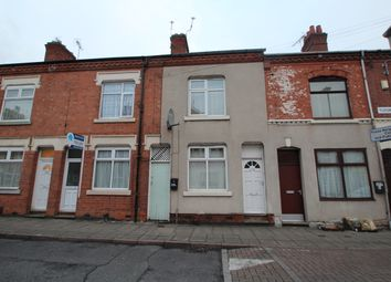 Thumbnail 4 bed flat for sale in Tudor Road, Leicester