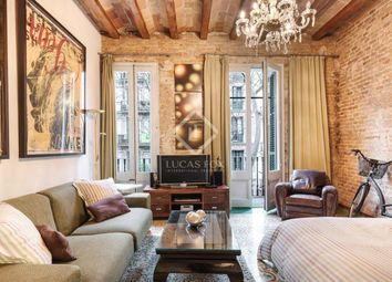 Thumbnail 1 bed apartment for sale in Spain, Barcelona, Barcelona City, Old Town, El Born, Bcn9724