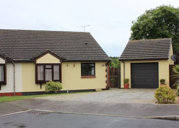 Thumbnail 2 bed semi-detached bungalow for sale in Jubilee Meadow, St. Austell