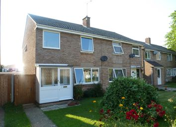 Thumbnail 3 bedroom property to rent in Barnfield, Capel St. Mary, Ipswich