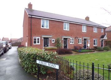 Thumbnail 2 bed end terrace house for sale in Jubilee Road, Aiskew, Bedale