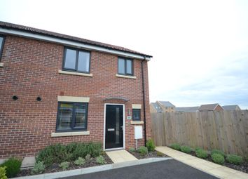 Thumbnail 3 bedroom semi-detached house for sale in Costessey, Norwich