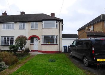Thumbnail 3 bed end terrace house to rent in Devon Way, Chessington