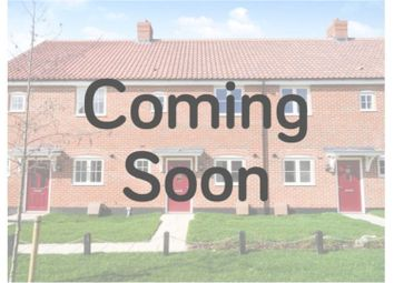 Thumbnail 2 bed end terrace house for sale in 13 Aircraft Drive, Thetford