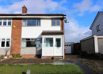 Thumbnail 3 bed semi-detached house for sale in Westfield Grove Crossgates, Cowdenbeath