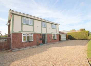 Thumbnail 4 bed detached house to rent in Mersea Road, Abberton, Colchester