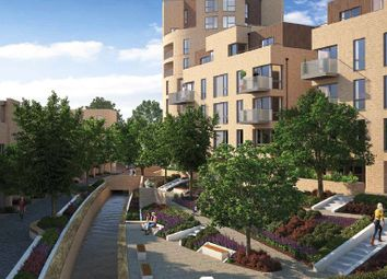 Thumbnail 1 bed flat for sale in Japonica Apartments, London
