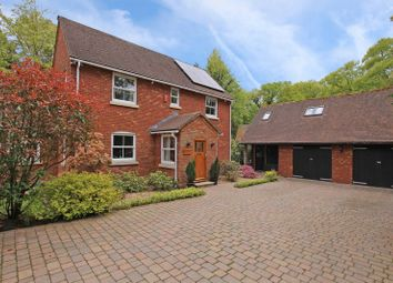 Thumbnail 4 bed detached house for sale in Loperwood Lane, Calmore, Southampton