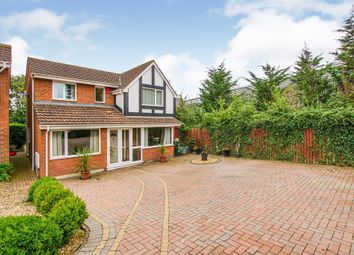 Thumbnail 4 bedroom detached house for sale in Brins Close, Stoke Gifford, Bristol