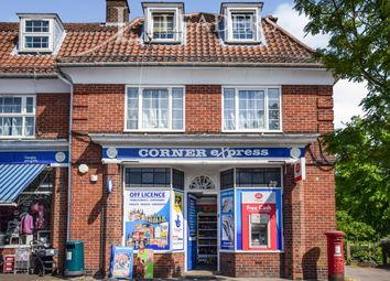 Thumbnail 2 bed flat to rent in Drayton Road, Norwich