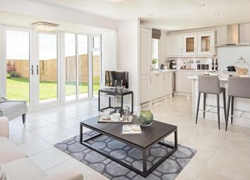 "Thumbnail 5 bed detached house for sale in ""Manning"" at Gimson Crescent, Tadpole Garden Village, Swindon"