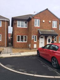 Thumbnail 3 bed semi-detached house to rent in Warren Grove, Blackpool