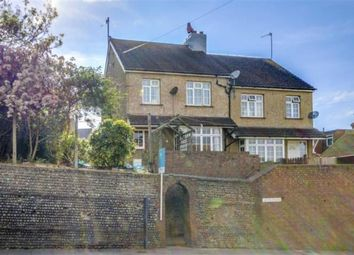 Thumbnail 3 bedroom semi-detached house for sale in Lewes Road, Newhaven, East Sussex