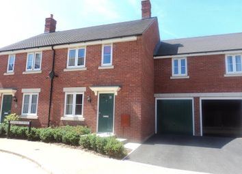 Thumbnail 3 bed semi-detached house to rent in Cannon Corner, Brockworth, Gloucester