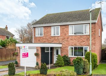 Thumbnail 4 bed detached house for sale in Millfields, Haughley, Stowmarket