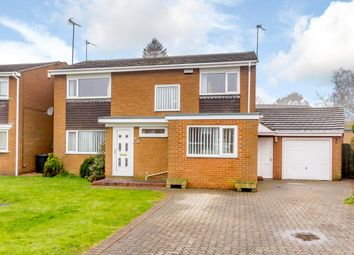 Thumbnail 4 bed detached house for sale in Meldon Avenue, Durham, County Durham