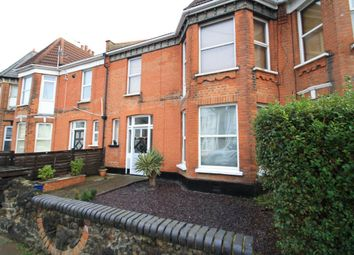Thumbnail 2 bed flat to rent in Cranley Road, Westcliff-On-Sea