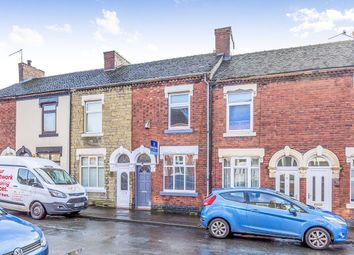 Thumbnail 2 bed terraced house to rent in Ladysmith Road, Stoke-On-Trent