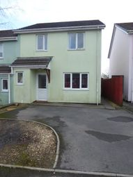 Thumbnail 3 bed semi-detached house to rent in Vineyard Vale, Saundersfoot, Pembrokeshire