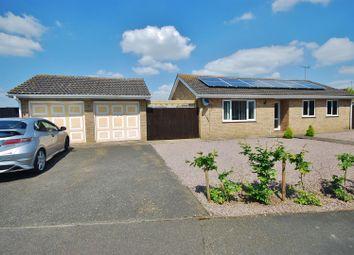 Thumbnail 3 bed detached bungalow for sale in Saxon Close, Spalding