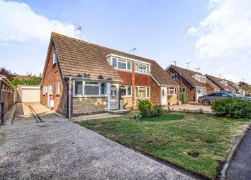 Thumbnail 4 bed semi-detached house for sale in Larksfield, Swindon
