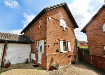 Thumbnail 3 bedroom link-detached house for sale in Rushton Court, Great Holm, Milton Keynes